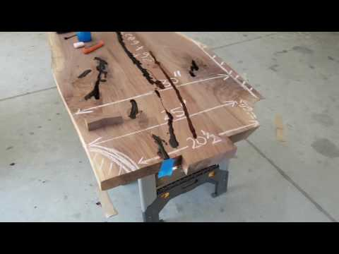 To Epoxy Fill or Not?  - Live Edge & Urban Wood Furniture