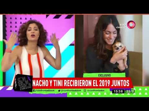 Tini Stoessel Y Nacho Viale Juntos En Punta Del Este