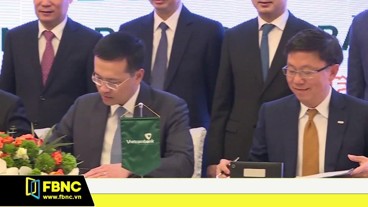 Vietcombank – FWD hợp tác độc quyền phân phối bảo hiểm tại Việt Nam | FBNC TV