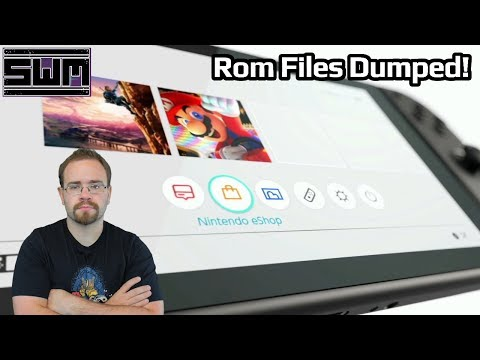 News Wave Extra! - Nintendo Switch Games Get Dumped As Rom Files!