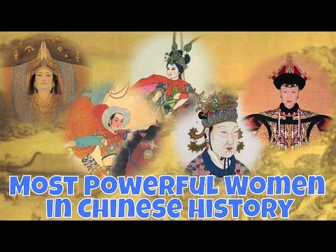 5 Most Powerful Women in Chinese History