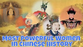 Video 5 Most Powerful Women in Chinese History download MP3, 3GP, MP4, WEBM, AVI, FLV April 2018