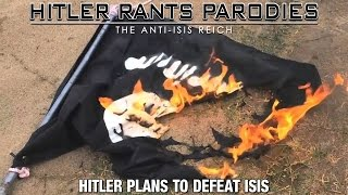 Hitler plans to defeat ISIS