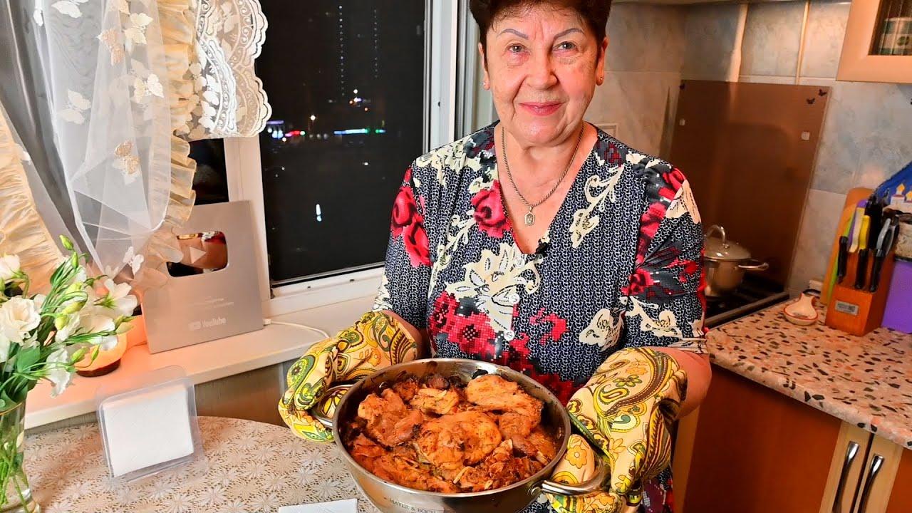 Долго искала ЭТОТ рецепт! Добавьте ЕГО в блюдо! Самый Нежный и Вкусный КРОЛИК на УЖИН!
