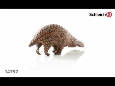 Wild Life Giant pangolin Schleich 14757