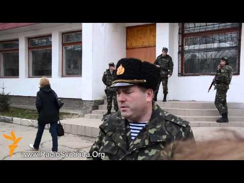 Українські військові відмовилися