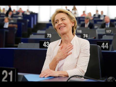 euronews (in English): Watch: Will MEPs back Ursula von der Leyen as next European Commission president?
