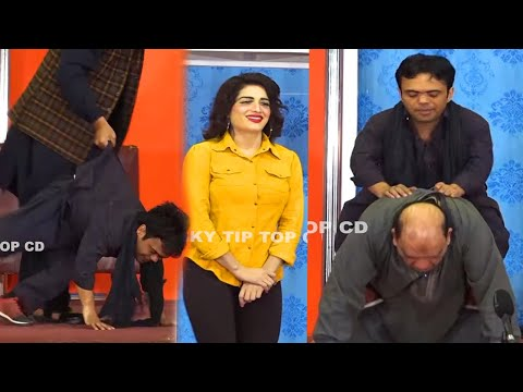 Vicky Kodu and Mastani Naz | Stage Drama 2020 | Love Story | Comedy Clip 2020 | Punjabi Stage Drama