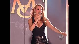 Mariah Carey - Side Effects (feat. Young Jeezy) [Live @ Jimmy Kimmel 2008)