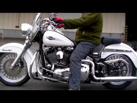 HarleyDavidson FLSTC1450 eritage Softail Classic motorcycle T88 1401060611 k