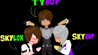 SKYLOX! SKYBOP!! Actually it's Tybop (Mcyt Speedpaint) a ship no one will ship.. thumbnail