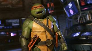 Injustice 2 — трейлер DLC Teenage Mutant Ninja Turtles