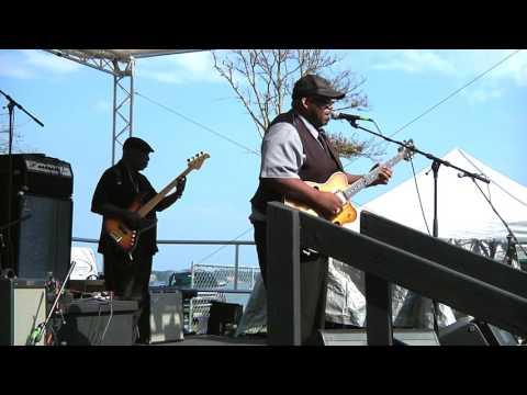 Slam Allen - Red House - 2016 Gloucester Blues Festival