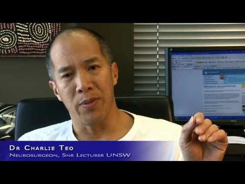 Curing the Incurable - Dr Charlie Teo