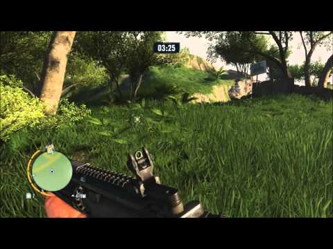 Hex Play's: Far Cry 3 Ep. 75: DEFENDING A PLANE!!