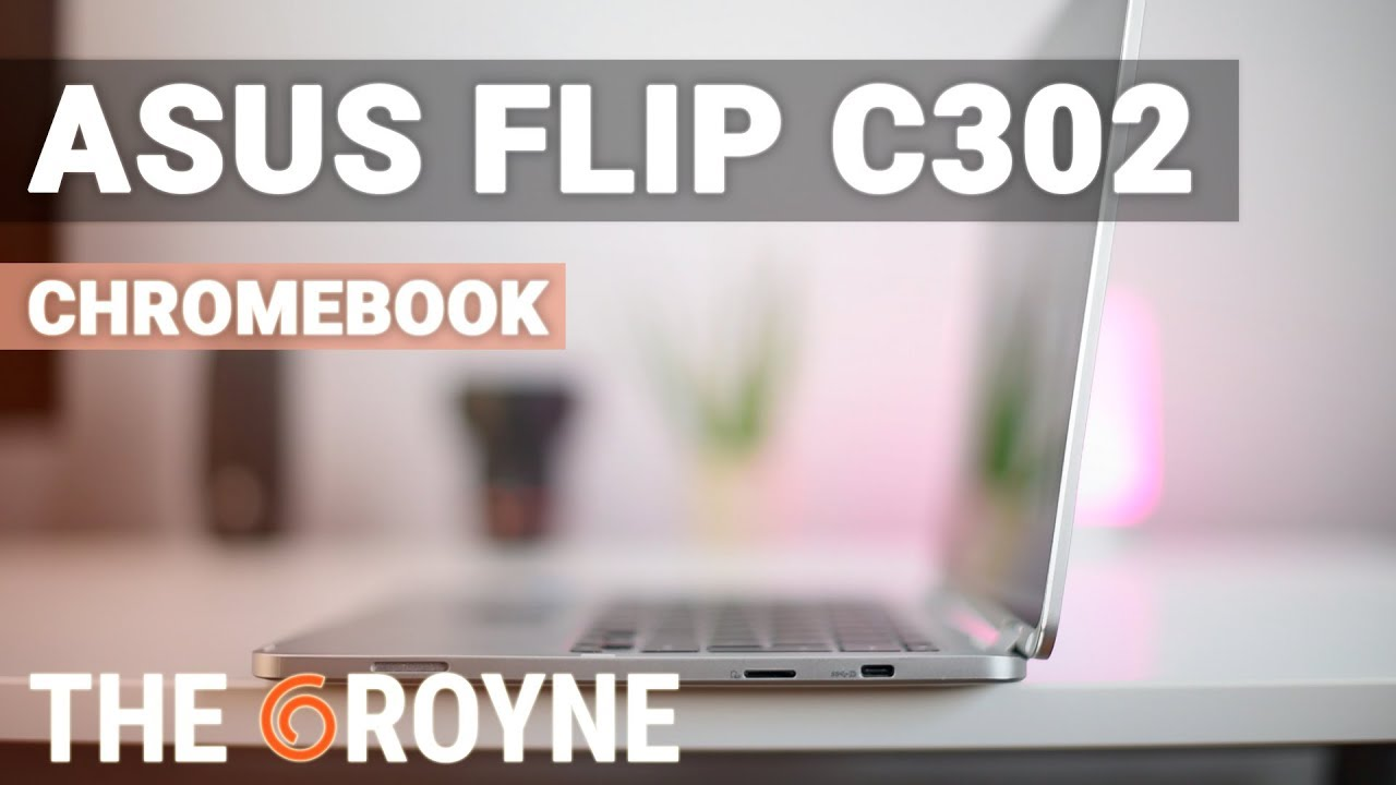 ASUS Chromebook Flip C302CA, review en español