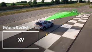 Sistema EyeSight   Subaru XV