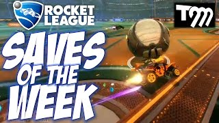 Rocket League - TOP 10 SAVES OF THE WEEK #34