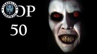 Las 50 películas de TERROR más taquilleras
