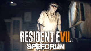 Resident Evil 7 Speedrun - 2:49:35 (Twitch Highlight) - Just Get Me Outta Here & Resource Manager