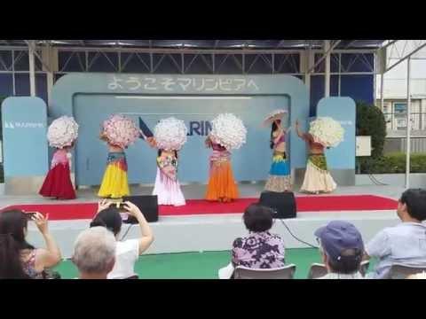 Shan dance art atelier 魅惑のベリーダンスショー