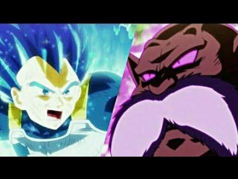 Vegeta Vs God Toppo Dragon Ball Super Episode 126 Major Spoilers