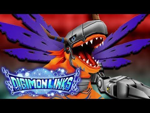 GET A FREE METALGREYMON! Digimon Links Normal Quest Gameplay | Digimon Links!