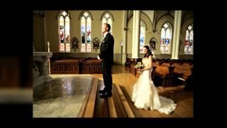 St. Peter's Catholic Church Wedding Video in Columbia, SC