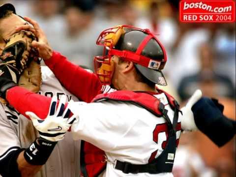 2004 Boston Red Sox World Series Champions