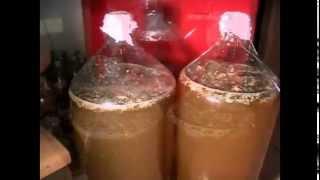 видео Как приготовить квас из березового сока правильно?