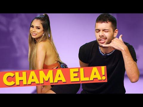 """Lexa e Pedro Sampaio comentam o """"Antes e Depois"""" de Anitta e Luísa Sonza ⏳🕐🔙 TVZ Ao Vivo"""