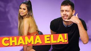 "Baixar Lexa e Pedro Sampaio comentam o ""Antes e Depois"" de Anitta e Luísa Sonza ⏳🕐🔙| TVZ Ao Vivo"