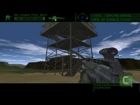 delta force game play panchoricosas |