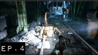 Metro Last Light [Gameplay ITA HD] Ep.4 Aracnidi Killer!