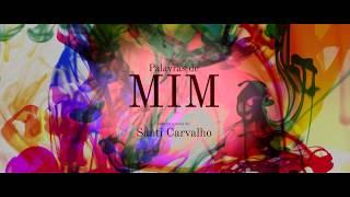 capa de Palavras de Mim de Santi Carvalho