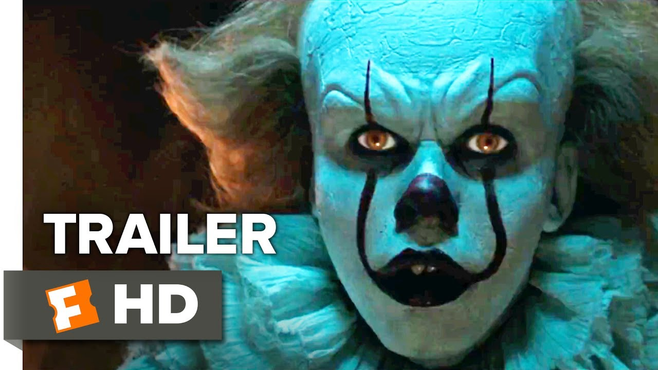 It Trailer #1 (2017)   Movieclips Trailers - YouTube