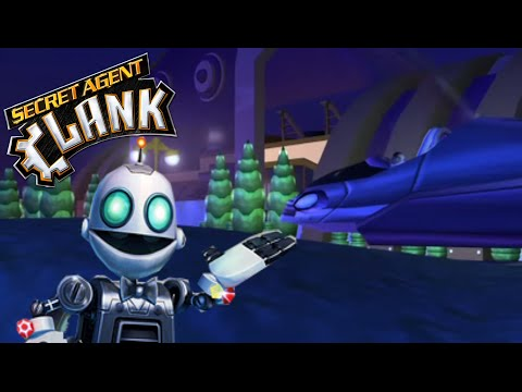 [HD]Secret Agent Clank GamePlay