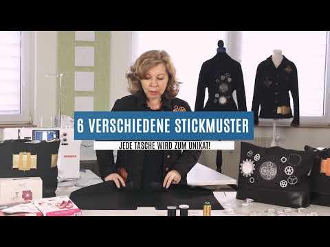 Zahn Tasche Der Youtube Videokurs Am Cd Mit Stickmuster Zeit sQxhtrdC