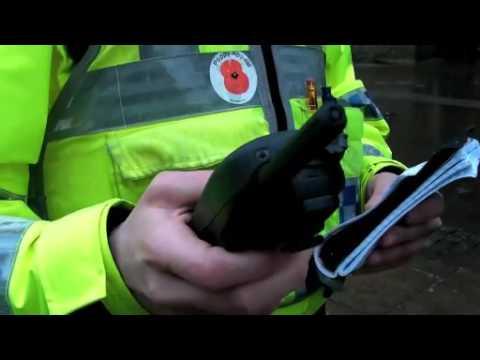 UK: Photographer films his own 'anti-terror' arrest, February 2010