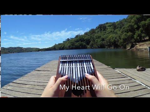 My Heart Will Go On from Titanic - Kalimba Cover (Thumb Piano)