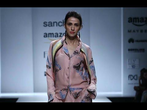 Sanchita | Full Show | India Fashion Week | Spring/Summer 2017