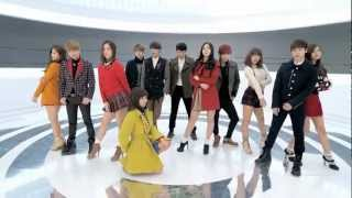 Beast - 5! My Baby ft. A Pink MV