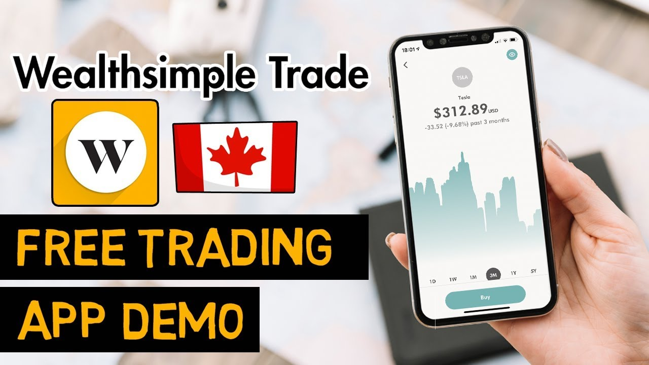 Wealthsimple TRADE Review & App Demo | FREE Stock Trading in Canada