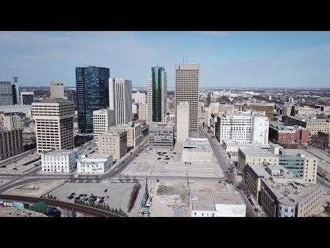 Winnipeg - Downtown and Fort Gibraltar