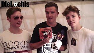 Lochi-Fans ärgern - Die Lochis Autogramm-Stunde