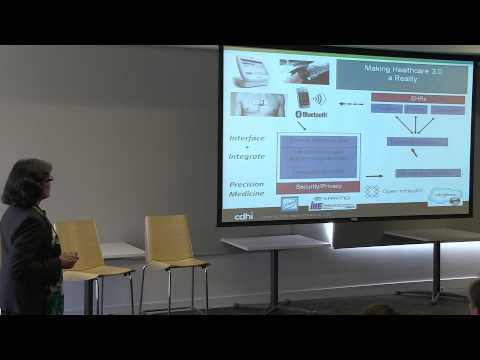 """Digital Health - Now and the Future"" with Dr. Aenor Sawyer (Part 1 of 3)"