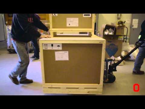 MRI Arrives at The Veterinary Medical Center