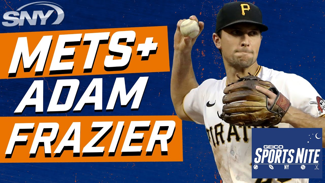What the Pirates are getting in return for Adam Frazier