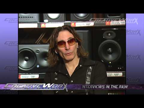 Steve Vai Talks about Japan's B'z 2007