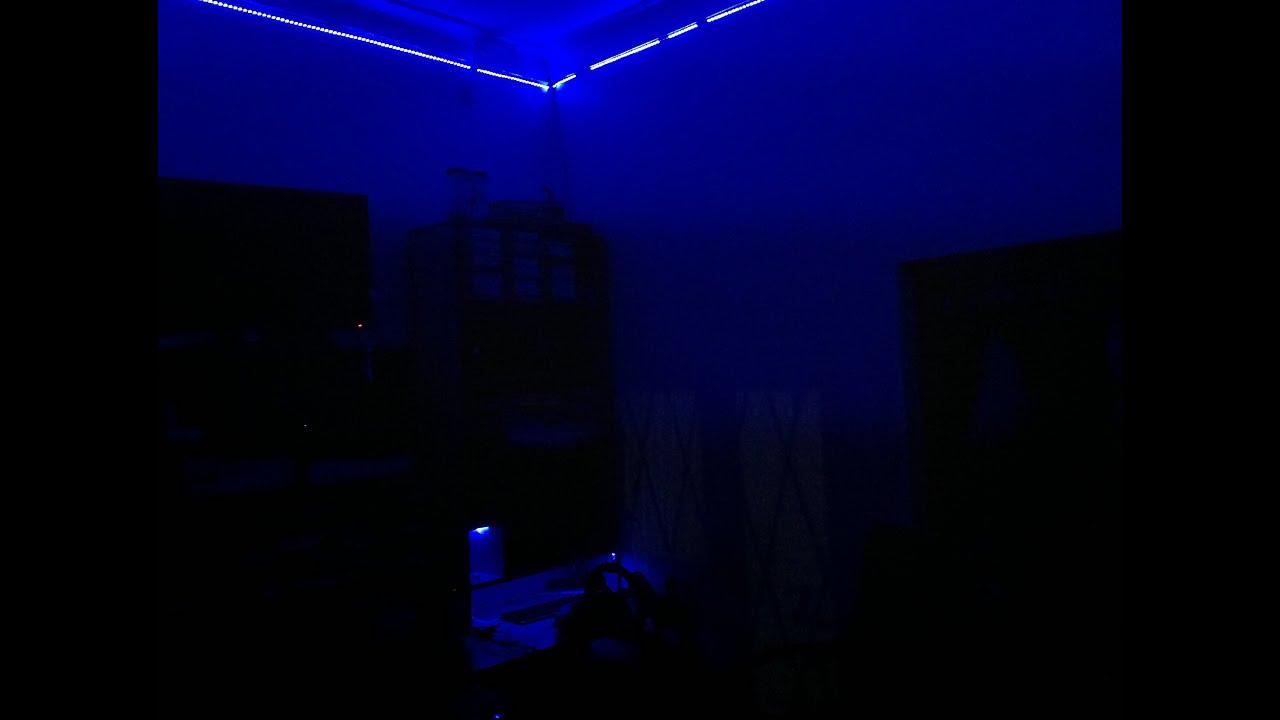 Creando la habitaci n de tus sue os con m sica y leds - Luces led para cuartos ...